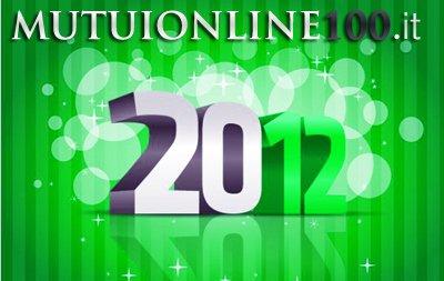 Buon 2012 da mutuionline100