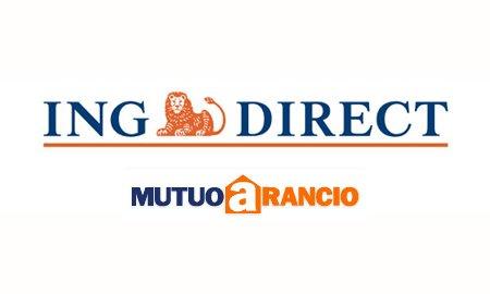 Mutuo arancio di banca ingdirect